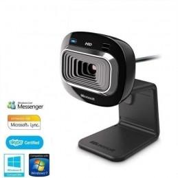 MICROSOFT Lifecam HD-3000 Noir Webcam HD 720p USB 2.0