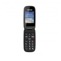 TELEFUNKEN TM260 COSI Téléphone mobile senior grosses touches - vue de face