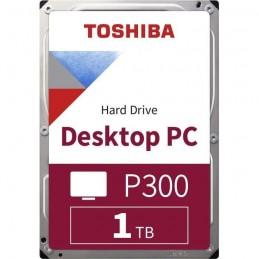 "TOSHIBA 1To HDD P300 3.5"" - 7 200 tr/min (HDWD110EZSTA)"