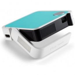 VIEWSONIC M1 Mini Vidéoprojecteur de poche - Haut-parleurs JBL intégrés - 120 Lumens - DMI - USB