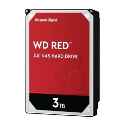 "WD 3To Red™ HDD NAS 3.5"" - 5 400 tr/min (WD30EFRX)"