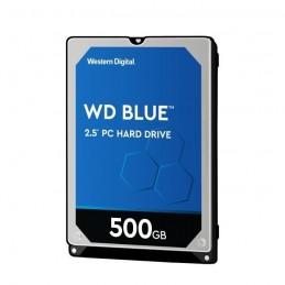 WESTERN DIGITAL 500Go WD Blue™ 2.5'' HDD SATA 6Gb/s 5400 tr/min - (WD5000LPCX)