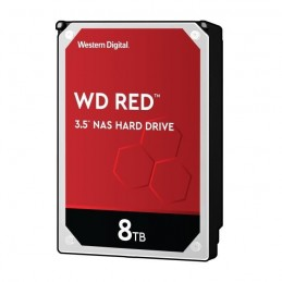 "WD 8To Red™ HDD NAS 3.5"" - 5 400 tr/min (WD80EFAX)"