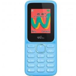 WIKO Lubi 5 Plus Sweet Bleu Téléphone mobile GSM Ecran LCD couleur - vue de face