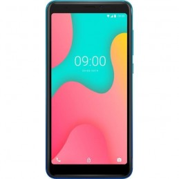 "WIKO Y60 Bleen Smartphone 5.45"" 16 Go - 5 Mp - Android 9 - vue de face"