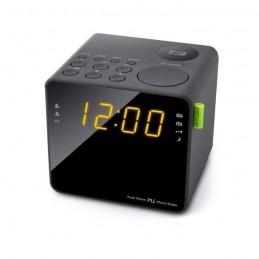 MUSE M-187 CR Radio Reveil Double Alarme - Tuner PLL FM