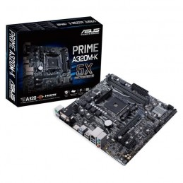 ASUS PRIME A320M-K Carte Mere micro ATX AMD A320 DDR4 - 90MB0TV0-M0EAY0 - vue emballage