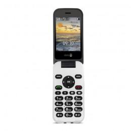 """TÉLÉPHONE DORO 6620 MOBILE GSM NOIR BLANC - ECRAN 2.8"""""""