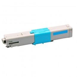 TR-C332C COMPATIBLE OKI C332 / MC363 NO-OEM 46508711 CYAN TONER LASER