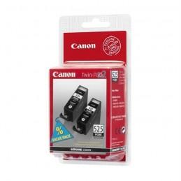 CANON PGI-525BK Noir 4529B010 Pack de 2 cartouches d'encre pour iP4850, MG5350, MX885 ...