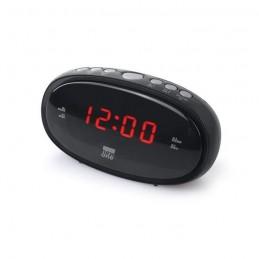 NEW ONE CR100 Radio-réveil FM portable de voyage