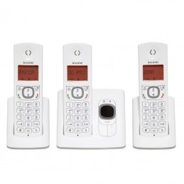 ALCATEL F530 Voice Trio Gris Telephone avec Repondeur
