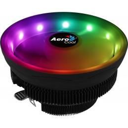 AEROCOOL Core Plus Ventirad CPU ARGB PWM 4Pin INTEL / AMD