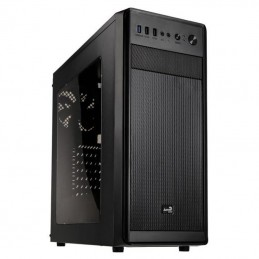 AEROCOOL SI-5100 Boitier PC Moyen Tour Format ATX Noir fenetre