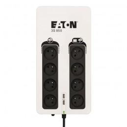 EATON 3S850F Onduleur Off-line 3S Gen 2 - 850VA / 510W - Prises 220V FR