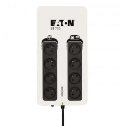 EATON 3S700F Onduleur Off-line 3S Gen 2 - 700VA / 420W - 8 prises FR