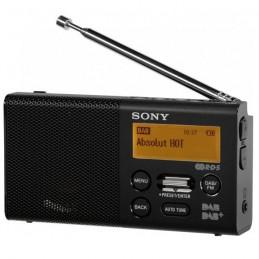 SONY XDRP1DBPB Radio numérique rechargeable DAB/DAB +/ FM VISUAL2DIN 6inch BT Non-CarPlay