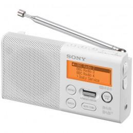 SONY XDRP1DBPW Radio numérique rechargeable DAB/DAB +/ FM VISUAL2DIN 6inch BT Non-CarPlay
