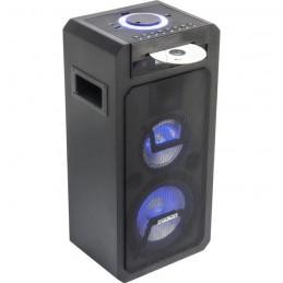 MADISON 10-7140 Enceinte colonne Highpower 350 W - 3 voies - Lecteur CD, USB, Bluetooth, télécommande