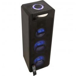 MADISON 10-7144 Enceinte colonne Highpower 400 W - 4 voies - Lecteur CD, USB, Bluetooth, télécommande