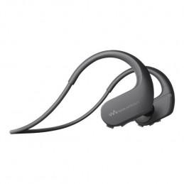 SONY NW-WS414 Noir Lecteur MP3 - Casque sport 4 Go - Walkman Sport Etanche - vue de profil