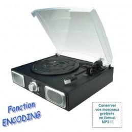 INOVALLEY TD11 Platine disque vinyle - numérique USB