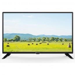 OCEANIC TV LED 32 pouces HD (80cm) 1366x768 pixels - 3 ports HDMI 1.4 - 1 port USB 2.0 - PVR Ready - vue de face