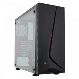 CORSAIR Carbide Spec 05 Noir Boitier PC Moyen Tour ATX - Fenetre Plexiglass (CC-9011138-WW) - vue de trois quart