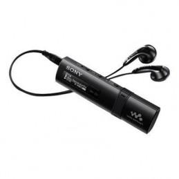 SONY Lecteur MP3 Walkman 4Go avec port USB intégré Radio FM - Noir - WZB183FB.CEW