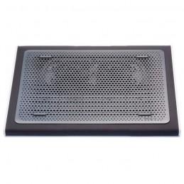 """TARGUS AWE55GL Support Ventilé pour PC Portable 15"""" à 17"""" - Refroidisseur 2 ventilateurs"""