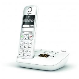 GIGASET AS690 A Blanc Téléphone Fixe sans fil avec répondeur