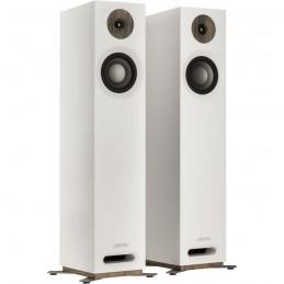 JAMO STUDIO S805 Blanc Paire d'enceintes colonne 160 W - White Ash