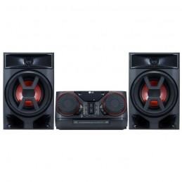 LG CK43 Noir Mini-chaine Hi-Fi Bluetooth et effet DJ - 300W