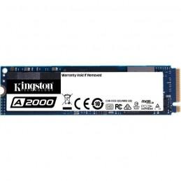 KINGSTON 500Go SSD A2000 - Format M.2 NVMe (SA2000M8/500G)