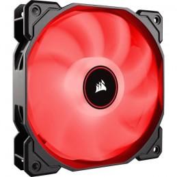 CORSAIR Air Series AF120 Low Noise Ventilateur Boitier PC 120 mm - Rouge - (CO-9050080-WW)