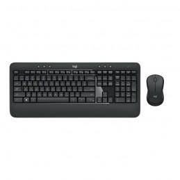 LOGITECH MK540 Noir Pack clavier souris sans fil - AZERTY