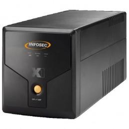 INFOSEC X1 EX 1250 Onduleur 1250VA - 4 prises