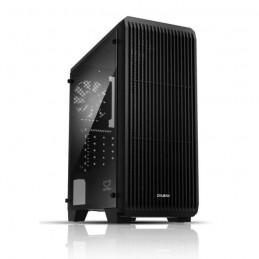 ZALMAN S2 Noir Boitier PC Moyen Tour ATX - Fenetre pleine