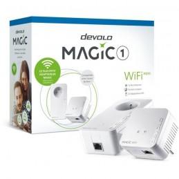 DEVOLO Magic 1 WiFi mini Starter Kit Adaptateur CPL - 1200 Mbit/s - vue emballage