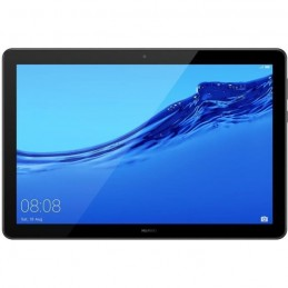 HUAWEI MediaPad T5 Tablette tactile 10'' FHD - Octa-core - RAM 2Go - Stockage 32Go - Android 8.0 Oreo - WiFi - Noir - vue face