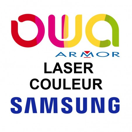 ARMOR - Toners Compatibles Samsung Couleur