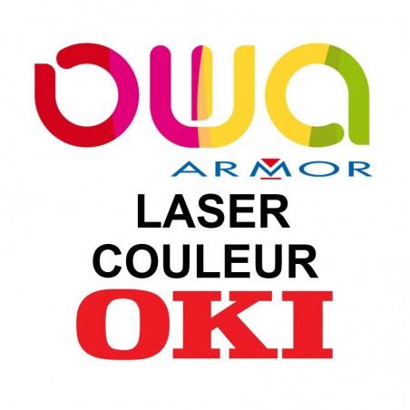 ARMOR - Toners Compatibles Oki Couleur