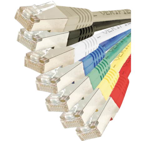 Câbles Réseau Ethernet RJ45 CAT5e