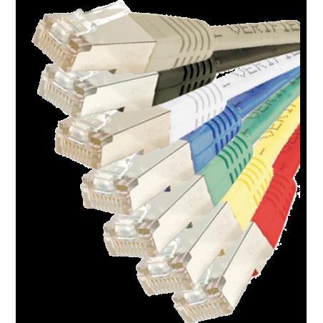Câbles Réseau Ethernet RJ45 Droits FTP CAT 6