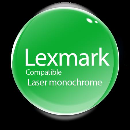 LEXMARK Laser Monochrome