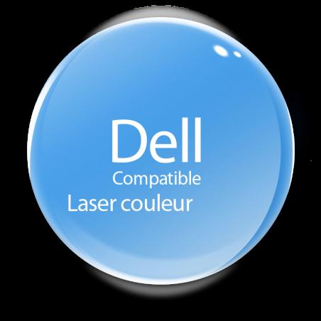 DELL - cartouches d'encre et toners laser Compatible - Vente de cartouches et toner compatibles pour imprimante DELL