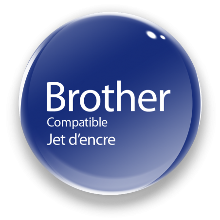 BROTHER - cartouches d'encre et toners laser Compatible - Vente de cartouches et toner compatibles pour imprimante BROTHER