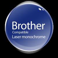 BROTHER Laser Monochrome