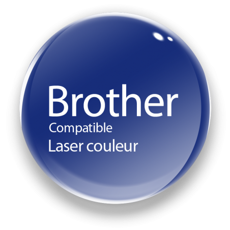 BROTHER Laser Couleur