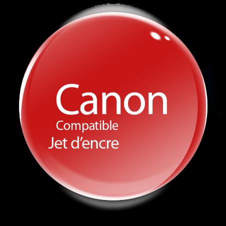 CANON - cartouches d'encre et toners laser Compatible - Vente de cartouches et toner compatibles pour imprimante CANON
